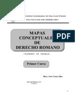 Map as Conceptual Es Del Derecho Romano