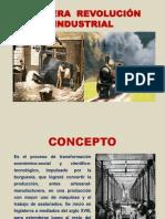 REVOLUCIÓ INDUSTRIAL I  2012