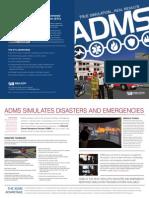 ADMS Simulation