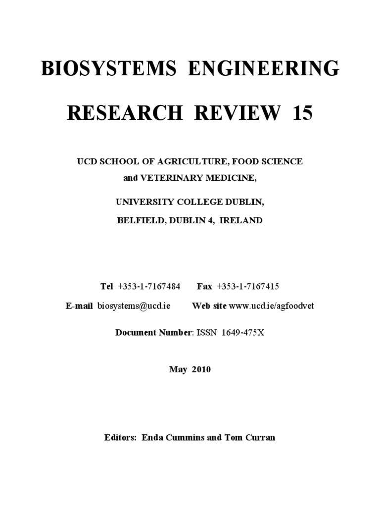 the best attitude 312b7 faeec Biosystems Engineering Research Review 15.pdf   Electromagnetic Spectrum    Infrared