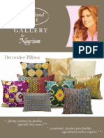 kathy ireland Home by Nourison pillows