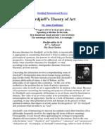 Gurdjieff's Theory of Art