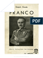 Arraras Joaquin - Franco (1837)