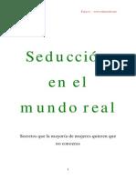 Libro - Swingcat - Seducción en el mundo real - figuro - www.elmetodo.net
