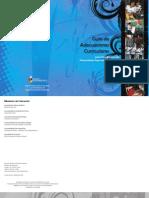 Manual de Adecuaciones Curriculares Guatemala