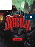 Fury of Dracula Rules