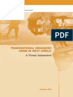 UN Transnational Organized Crime In West Africa, A Threat Assessment (2013) uploaded by Richard J. Campbell