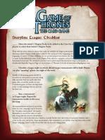 Got Storyline Procedure Checklist