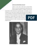 ALGUNAS EFEMÉRIDES NACIONALES