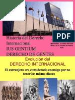 Historia Del Derecho Internacional