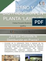 DISEÑO Y DISTRIBUCIÓN EN PLANTA-layout