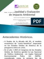 003_La Municipalidad y Evaluación de Impacto Ambiental