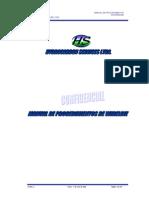 Manual de Procedimientos de Wireline