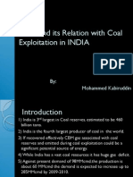 CDM - Clean Development Mechanism Opportunities in Coal Bed Methane