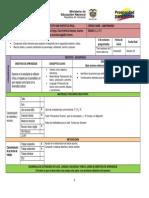 Formato Secuencia Didáctica y Micro clase  1 A 3 Copy