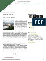 Mecanica de Fluidos_ Flujo en Canales Abiertos