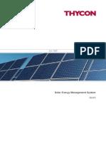 Solar Energy Management System