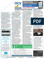 Pharmacy Daily for Fri 15 Nov 2013 - Consumer front