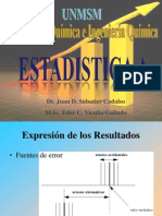 Estadistica Descriptiva Semana III