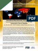 Florida International University History Exam Review Fall 2013 for IB/AP Students