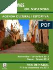 Agenda Cultural i Esportiva 2013-2014