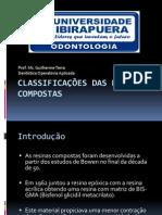 classificaesdasresinascompostaspreparocavitrioerestauraoemrcparadentesposteriores2012-1-120128082857-phpapp01