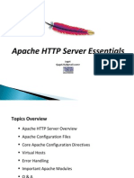 Apache Server Essentials Tutorial