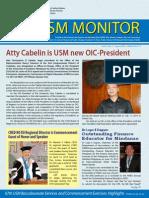 Usm Monitor July 2013 Final Draft