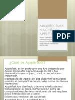 Arquitectura Macintosh