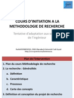 Cours MethodologieFinal 1