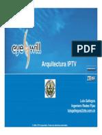 Presentacion IPTV Arquitectura