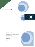 Yuvashakti Reference Handbook