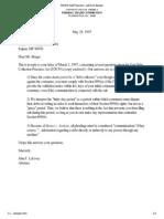FTC Staff OpinionThomas Kane