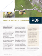 Science and Art - A Restoration - Bush Heritage News