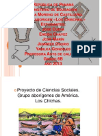 proyecto de los chibchas power point 1