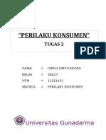 SEGMENTASI PASAR&PERILAKU KONSUMEN ; PEMBELIAN
