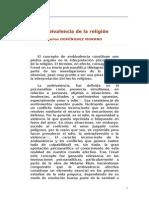 Ambivalencia de la religión
