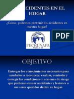 Capacit Accidentes en El Hogar