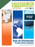 Guia Orientacion Pisa 2009