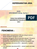 PPT Proses Keperawatan Jiwa Dan SP-1