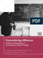 Diefenbach, S; Farris, S; Kirn, G y Thomas, P - Encountering-Althusser