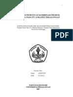 Analisis Pengaruh Motivasi Dan Lingkungan Kerja Terhadap Produktivitas Karyawan Pada PT. Federal Internasional Finance Cabang Pekalongan