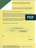 CDC - H1N1Pre survey