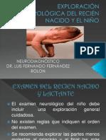 EXPLORACIÓN NEUROLÓGICA DEL RECIÉN NACIDO Y EL LACTANTE