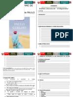 ANÁLISIS  DE EL ALQUMISTA DE PAULO COELHO ESTUDIANTE