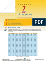 Chapter 7 - Time Series