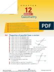 Chapter 12 - Geometry