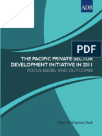 Pacific Private Sector Development Initiative