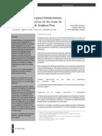 Analisis y Propuesta Para El Forta de Cadenas Productiva Oregano Sp