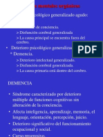 Demencia Causas